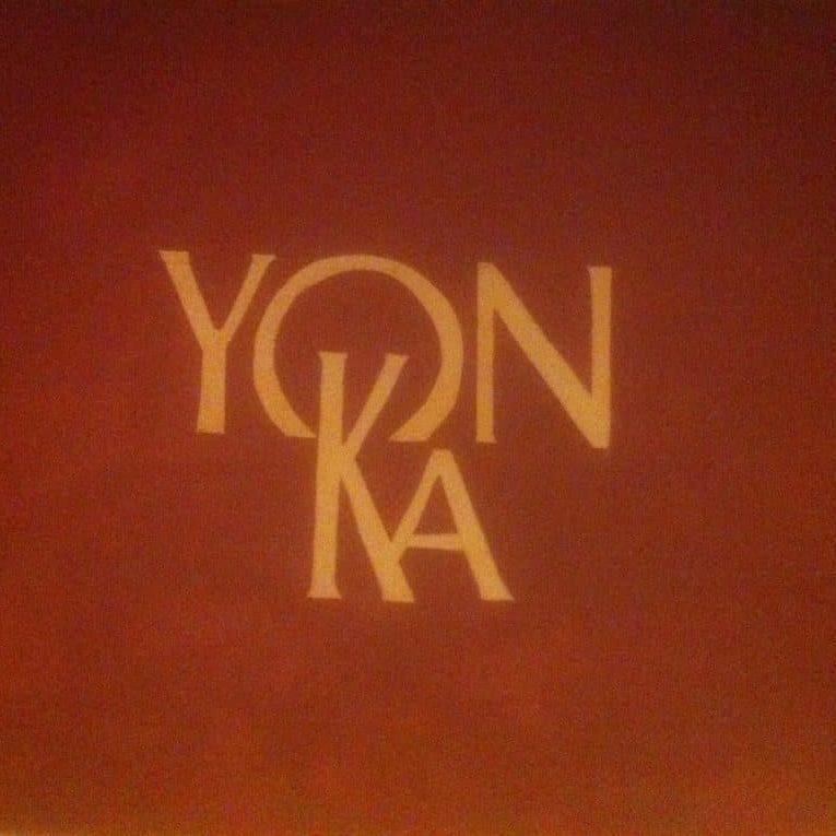 Logo en sgraffito
