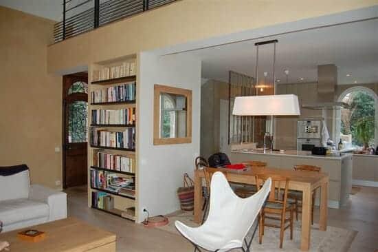 Solene Delahousse - Une maison en Bretagne toute à la chaux - la cuisine