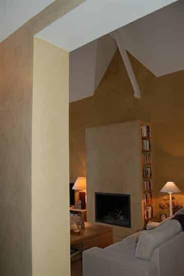 Solene Delahousse - Une maison en Bretagne toute à la chaux - le salon 07