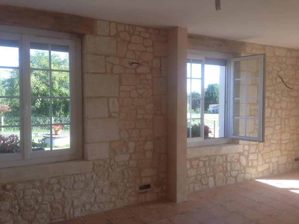 Imitation pierres - Dordogne